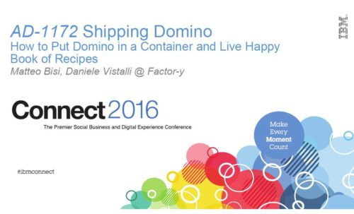 Shipping Domino