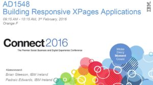 Building Responsive XPages Applications